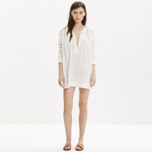 Madewell Tahoe Tunic Styled Dress with Tassel